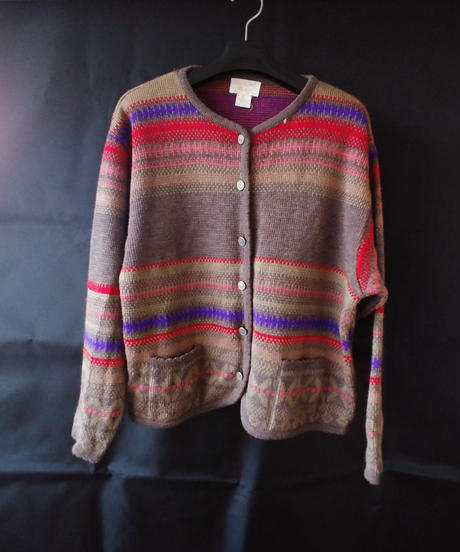Knit Cardigan  (Used)