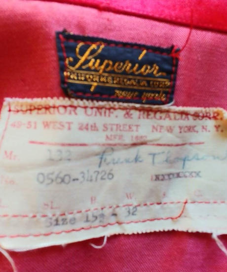 ☆Vintage☆  1945s Shirt Jacket (Used)