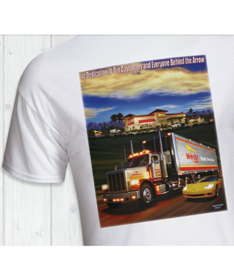 IN-N-OUT 2006 カリフォルニアモデル Tシャツ