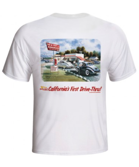 IN-N-OUT 1986 初代モデル Tシャツ