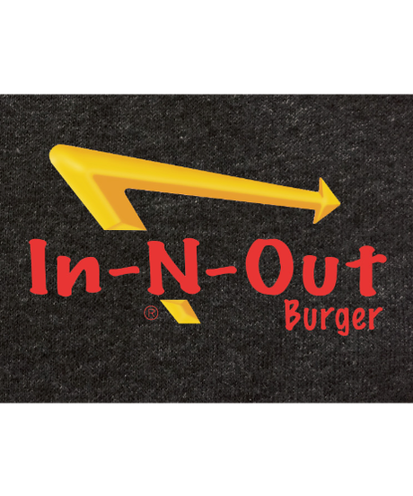 IN-N-OUT 2015 カリフォルニアモデル キッズTシャツ