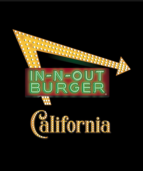 IN-N-OUT 2020 カリフォルニアモデル ロングスリーブ