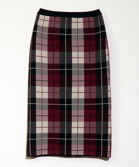 ジャガードニットスカート(4色展開)_16351256