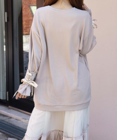 string design pullover