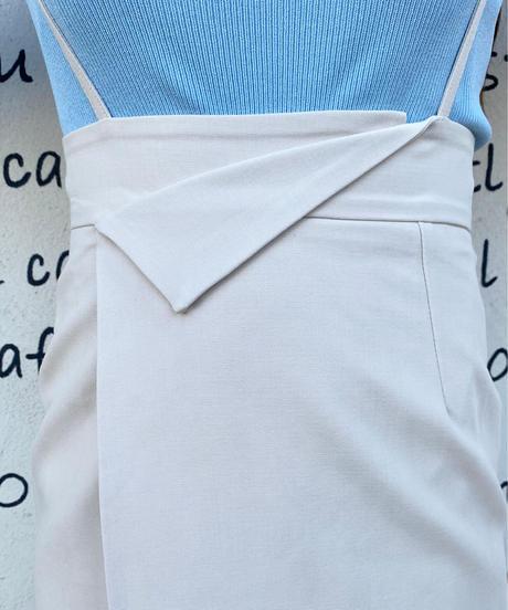 shollder strap skirt