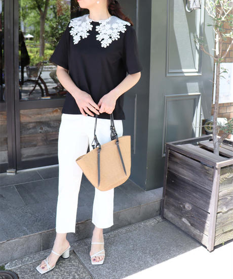 flower lace Tshirt
