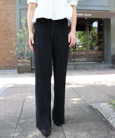 gloss pleats easy pants