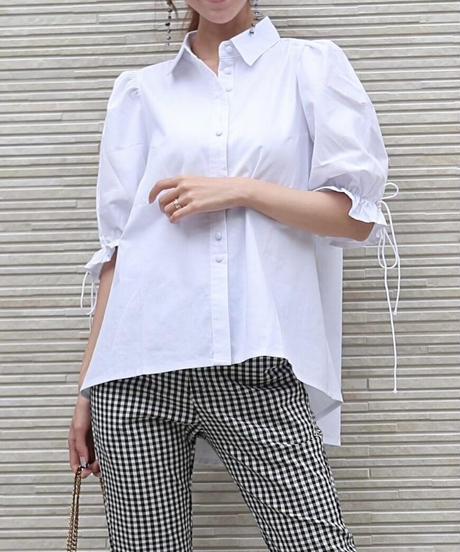 puff sleeve Aline blouse