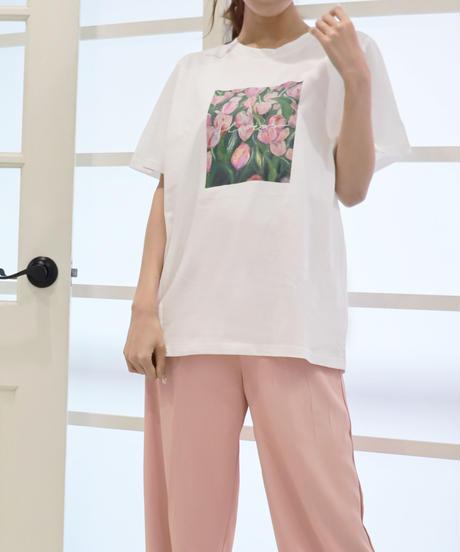 tulip garden Tshirt