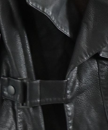 leather riders jacket