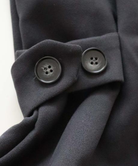 fake suede jumper skirt