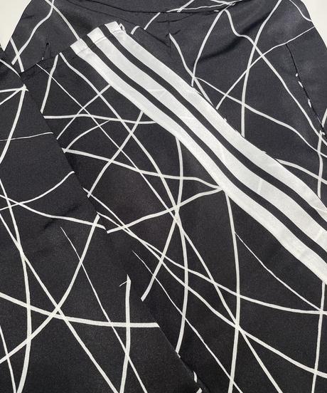 【aileFanM】Geometric design Tapered pants