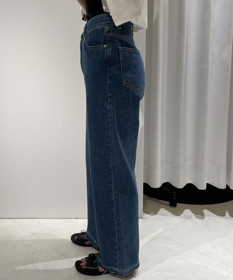 【SUPP.  no one else 】 Indigo denim pants