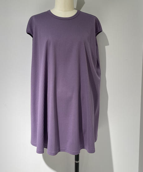 【HiROMI THiSTLE】 Cotton French Sleeve TOPS