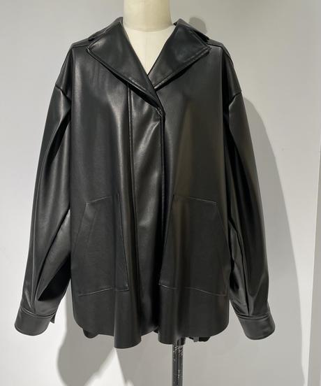 【Parc.1】Fake Lamb skin Jacket