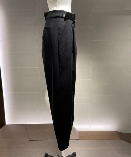 【Parc.1】T/R waist Asymmetry Pants