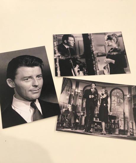 『危険な関係』オリジナルポストカード  3枚組セット
