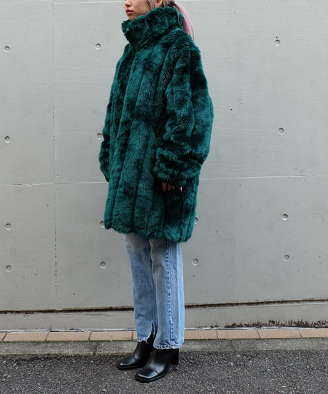 Vintage   Fake Fur Coat