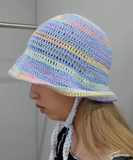 Labyrins   Knit Hat Himo 7