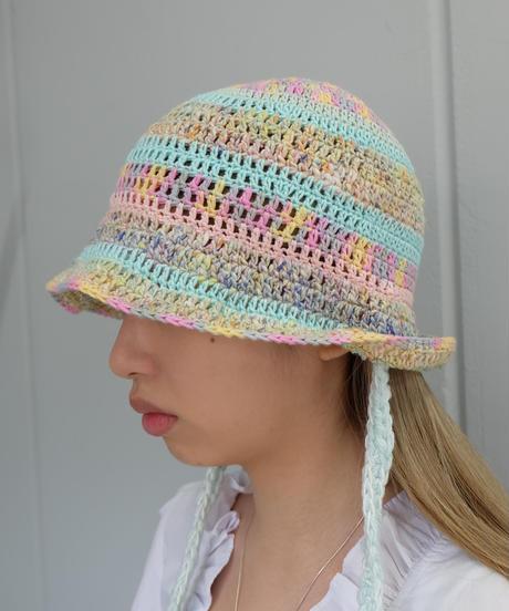 Labyrins Knit Hat Himo  1