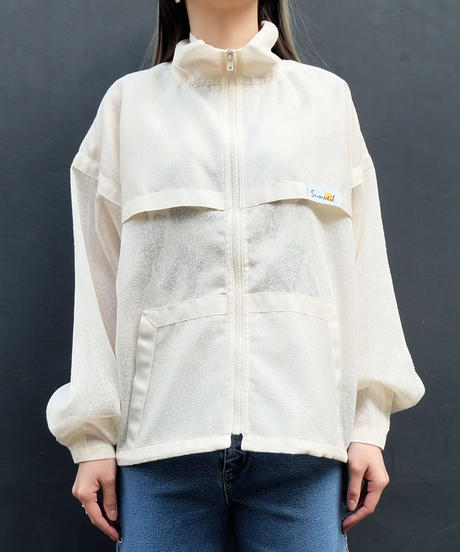 Vintage   See-through Jacket