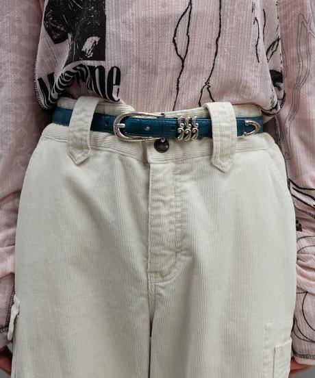 Vintage   Leather Belt 4
