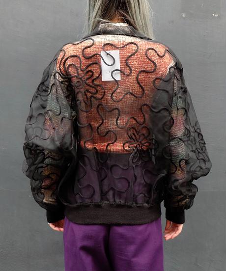 Vintage   See-through Jacket