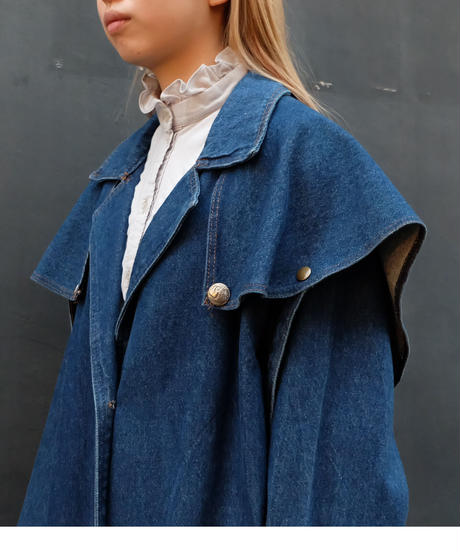Vintage   Denim Design Coat