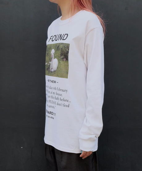 Labyrins   FOUND Long sleeve T-shirt
