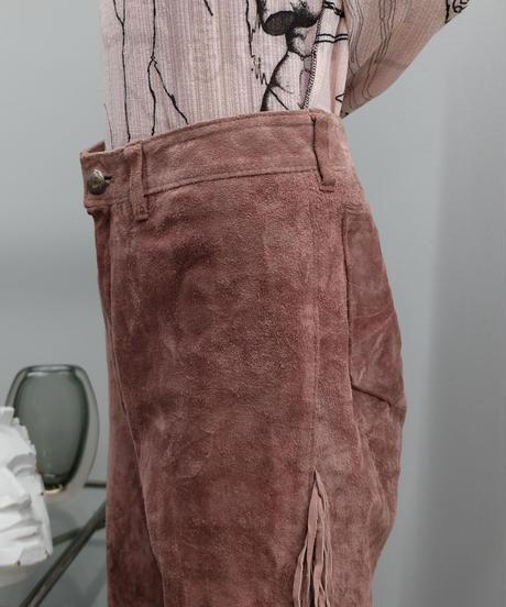 Vintage   Suède Pants