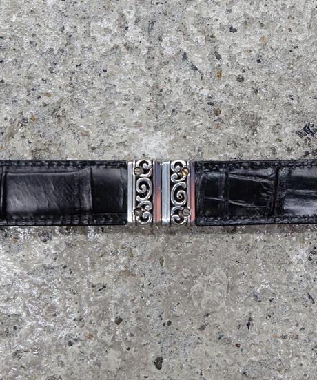 Vintage   Leather Belt 3