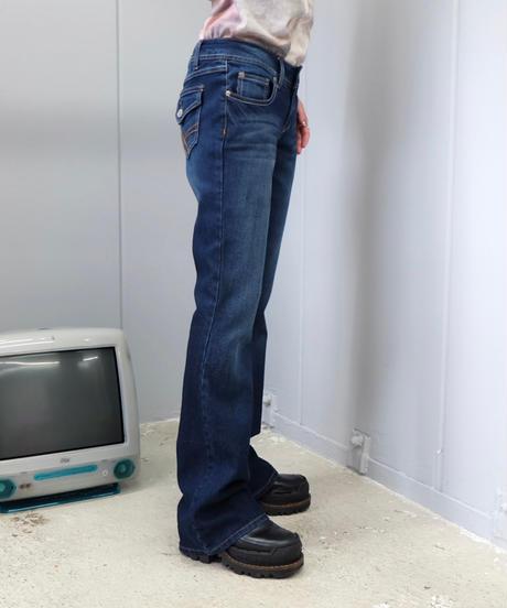 Vintage   Denim Frea Pants 1