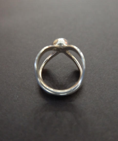 Vintage   Silver Ring 1