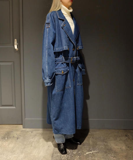 Vintage   Deim Trench Coat