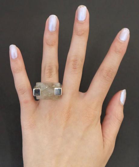 Vintage   Ring Silver 11