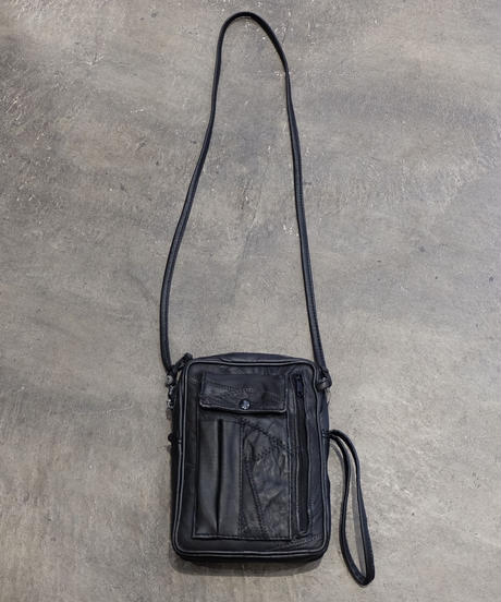 Vintage   Leather Mini Bag