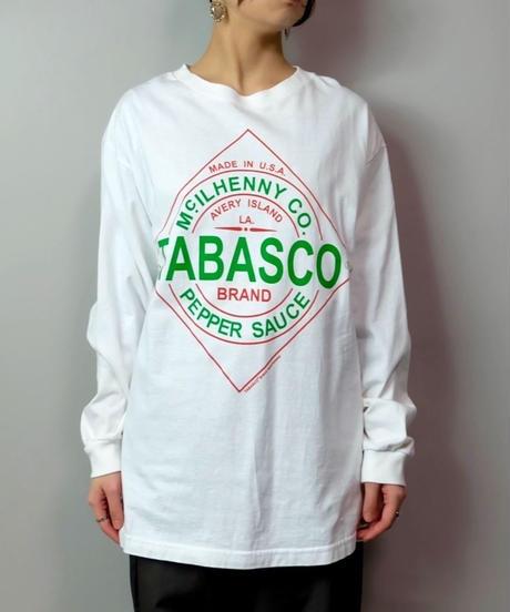 Vintage   Tabasco Long Tshirt