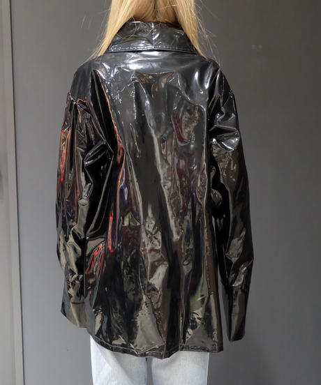 Vintage   Pvc Jacket