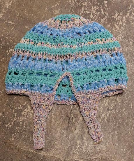 Labyrins Knit Turban Cap 6