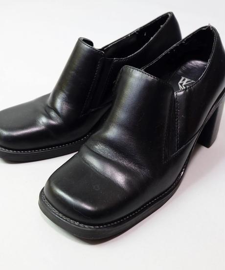 Vintage   Square Shoes