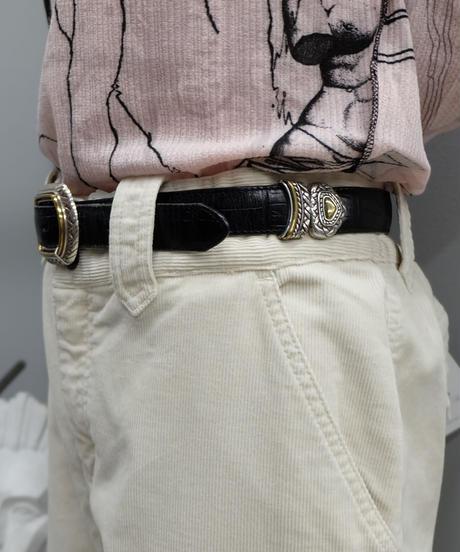 Vintage   Leather Belt 6