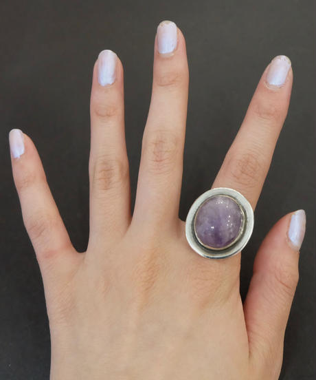 Vintage   Silver Ring 12