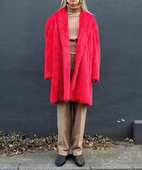 Vintage  fake Fur Coat