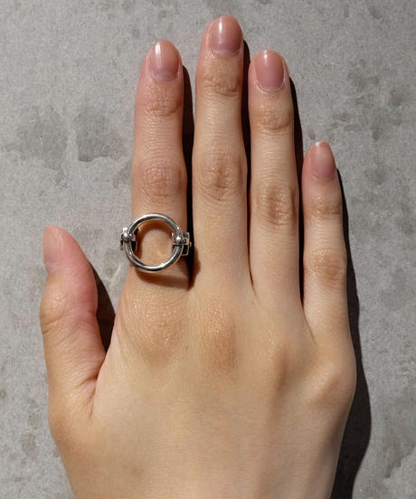 Silver Ring   34