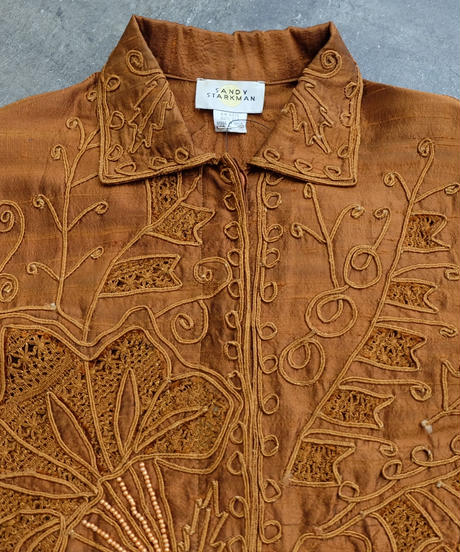 Vintage   Embroidery Jacket