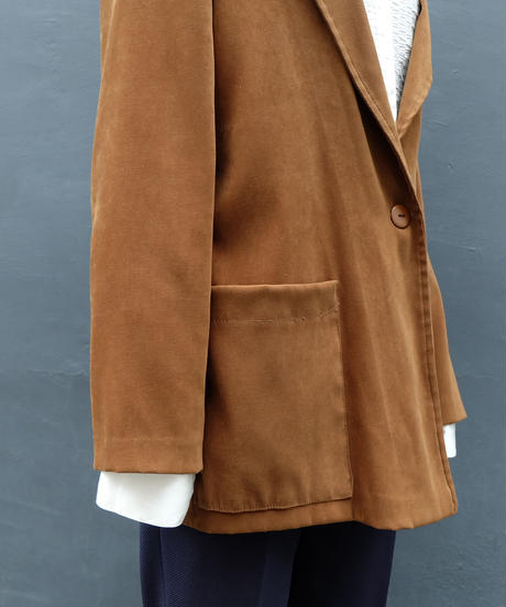 Vintage   Tailored Jacket