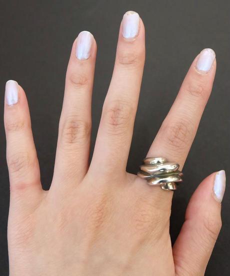 Vintage   Silver Ring 6