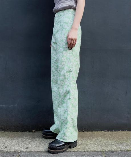 Vintage   Flower Pants