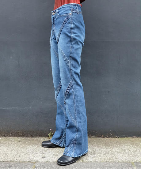 Vintage   Denim Frea Pants