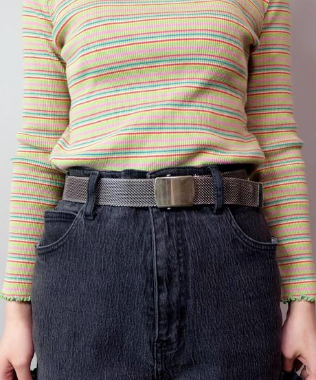 Vintage   Metal Belt